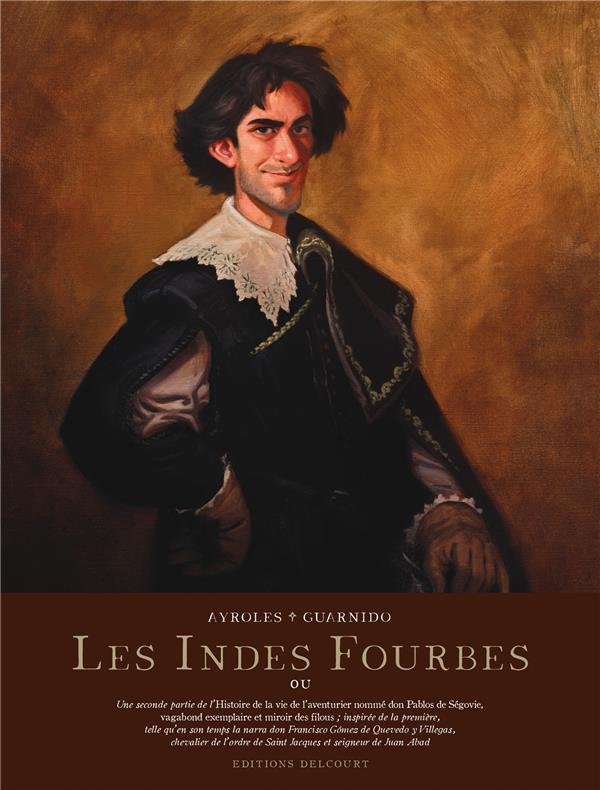 AYROLES, ALAIN  - LES INDES FOURBES. EDITION N&B